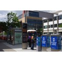 ​New York's bus stops get smart with new IoT technology