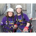 Stroke survivor takes to the skies for the Stroke Association