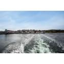 Outdooraktiviteter på Gullmarsstrand 0 meter från havet
