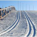Melodifestival och skidor dominerade februari