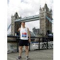 SportsAid's Danny Crates talks about his final preparations training for this year's London Marathon