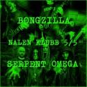 Red Heifer Productions presenterar Stoner Sludge Legender BONGZILLA på Nalen klubb! Serpent Omega inleder kvällen