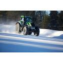 Nokian Tyres och Valtra körde nytt världsrekord för traktorer – 130,165 km/t