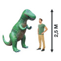 Gigantisk Oppblåsbar T-Rex