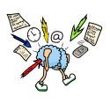 Multitaskare blir sämre - på multitasking!