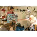 Vernissage - Garbage fashion visas upp på Innovatum