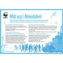 Kom och möt Världsnaturfonden WWF i Almedalen, 29 juni till 4 juli 2014!