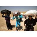 Ny kampanj för syriska flyktingkvinnor