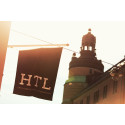 HTL Upplandsgatan - Flagga