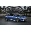 Fordilla suorituskykyisten autojen juhlaa Geneven autonäyttelyssä – Focus RS ensi kertaa yleisön edessä ja Ford GT -superauto Euroopan ensiesittelyssä