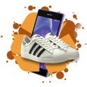 Tre återvinner mobiler på Skandinaviens största sneaker-event