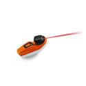 STIHLs laserstrål förenklar för trädfällaren på MaskinExpo