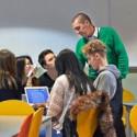 Kunskapsgymnasiets UF-företagare samarbetar med engelska ungdomar kring entreprenörskap