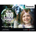 Panasonic's Picture Perfect Camera Cashback Offer