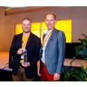 inContact Technovation MOJO award till GoExcellent