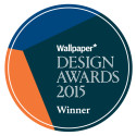 Engblad & Co Wins the Wallpaper Design Award 2015