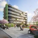 Klartecken för 120 nya lägenheter i Göteborg
