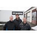 Sverigeledande monterbyggare flyttar produktion till Nässjö