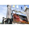 Världspremiär för Halloween på Liseberg!