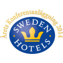 Sweden Hotels Gala 2014 - nomineringar Årets Konferensanläggning 2014