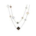 Smyckekvaliten 28 november, Nr: 53, VAN CLEEF & ARPELS, collier, Magic Alhambra long necklace