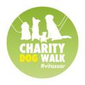 Hundpromenad till förmån för djurfria forskningsmetoder