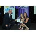 Washington two year old stroke survivor receives regional recognition