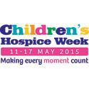 Children's Hospice Week 2015