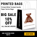 How Printed Carrier Bags Can Say A Lot About your Brand