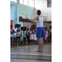 It's great to be back! By Ninna from Dancers Without Borders