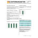 Centerbarometer for 1. kvartal 2015