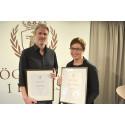 Två kurser vid Högskolan i Borås har diplomerats för hållbar utveckling