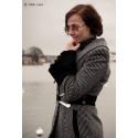 Den rumänska poeten Doina Ioanid gästar Poesimässan på Stockholms stadsbibliotek