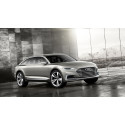 Audi prologue allroad front right side