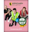 Årsredovisning för 2013 Aspholmen Fastigheter AB