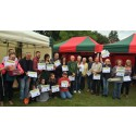 Health for Life blossoms at horticultural show
