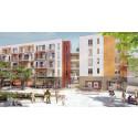 Serneke bygger för Magnolia Bostad i Mariastaden