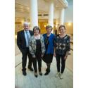 Medaljörer 2015, sex år efter guldmedalj