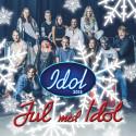 För första gången någonsin - nyinspelat julalbum med Idolerna!