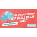 E-handelsföretaget Fyndiq byter namn på Black Friday efter terrordåden