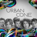 Hypade Urban Cone klara för Way Out West