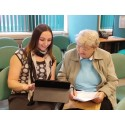 Helping residents get online