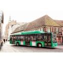 Målet uppnått - det blev helt fossilbränslefritt i Skånes stadsbusstrafik 2015