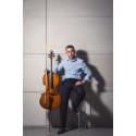 Mats Olofsson spelar Schumanns cellokonsert med Gävle Symfoniorkester