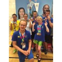 Sverige fortsätter att plocka medaljer i Special Olympics World Summer Games under onsdagen