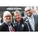 England hockey player has her eye firmly on the ball thanks to Vision Express backing