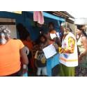 Svenska Röda Korset stödjer insatser för att stoppa spridning av ebola i Guinea