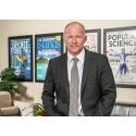Eric Zinczenko ny vd för amerikanska Bonnier Corporation