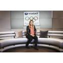 Anja Pärson till Viasat