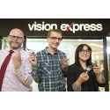 Sights set on a brighter future – Sofa-hopping student Jacob gets Vision Express backing before heading to Cambridge